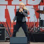Nanne Grönvall på scen