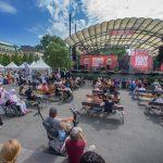Manifestival i Kungsträdgården
