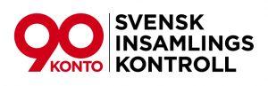 Logotyp Svensk Insamlingskontroll 90-konto