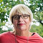 Porträttbild Margaretha Holmqvist