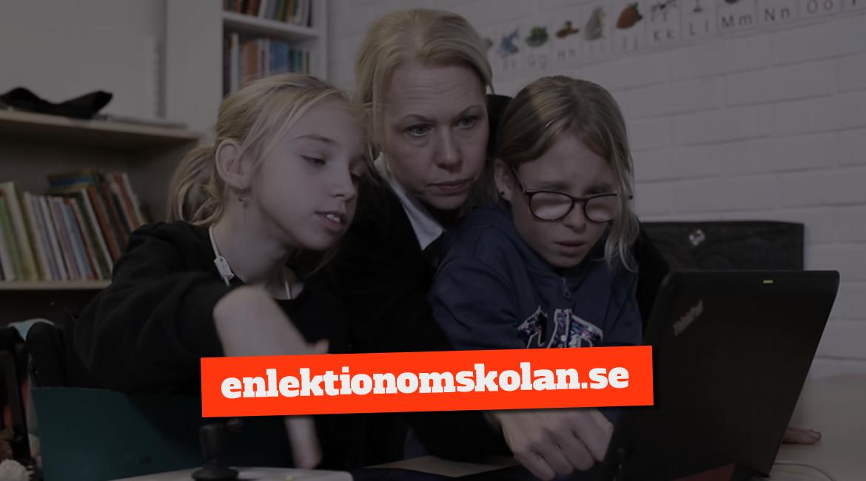 enlektionomskolan.se