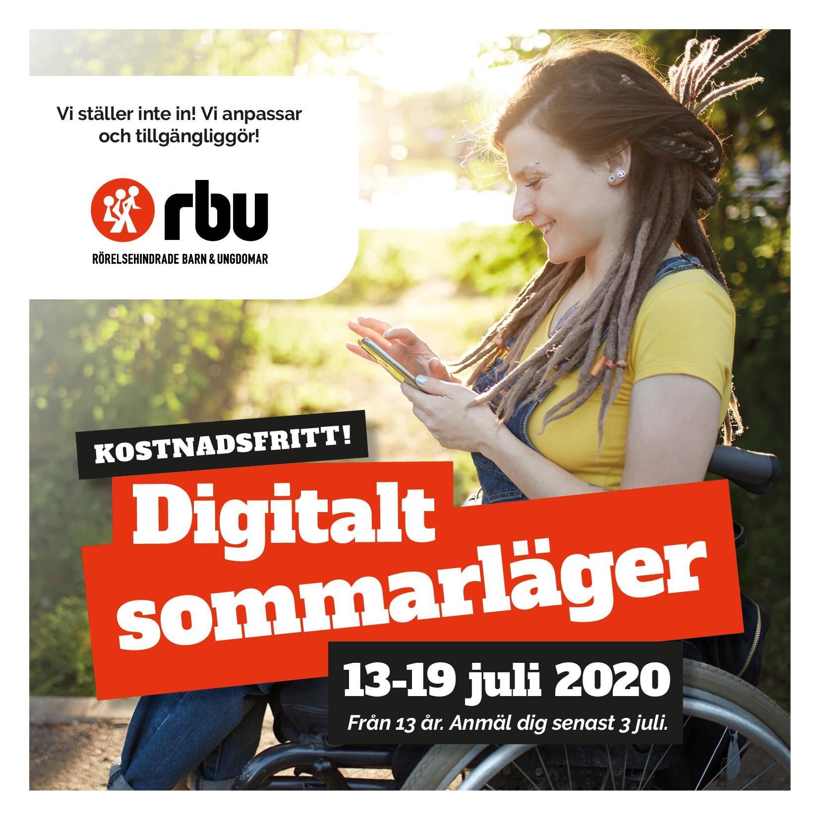 Digitalt sommarläger